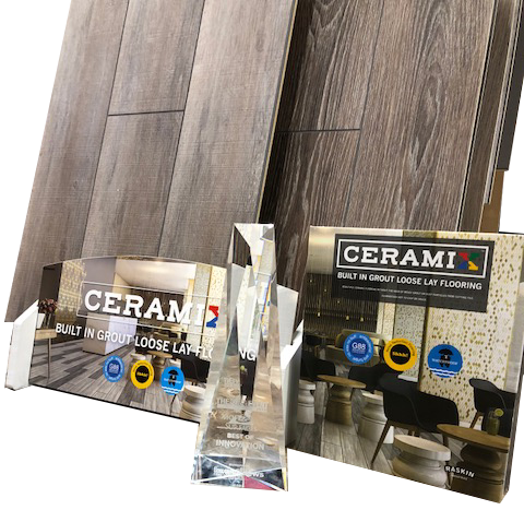 Ceramix - Loose Lay LVT Flooring with Built-in Grout, now part of ...