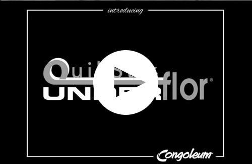 Congoleum QuikStik UnderFlor Video